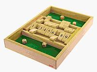 Goki Настольная игра Мастер счета с двумя полями 56897