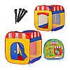 Детская игровая палатка M 0505 94х94х108см, фото 2