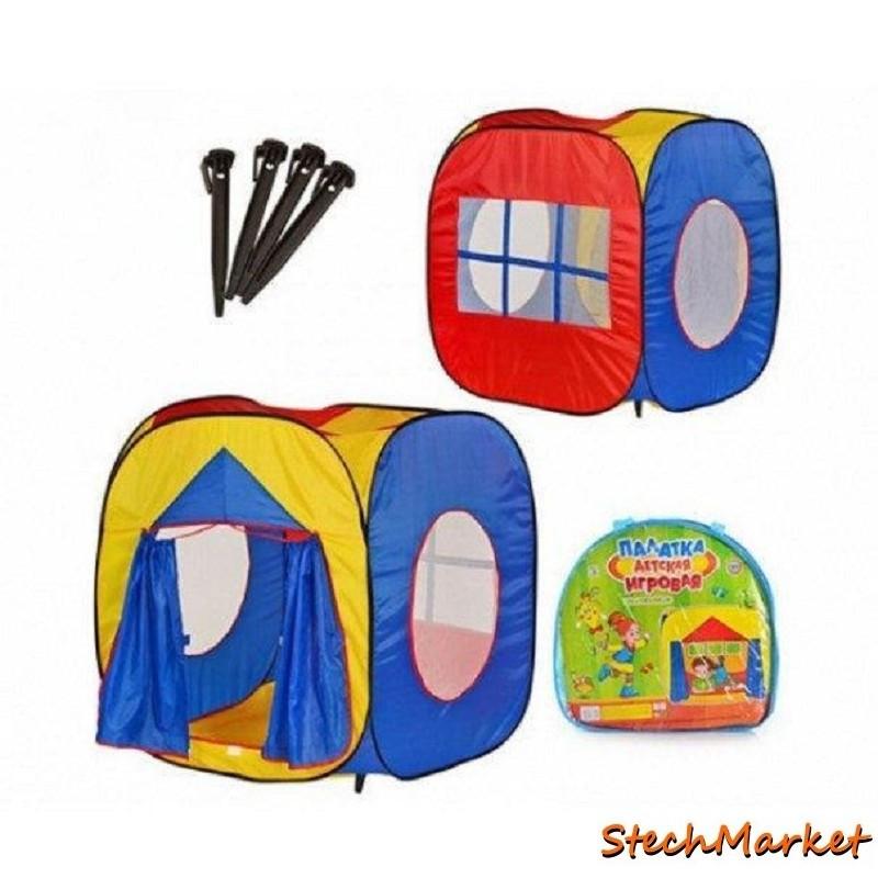 Детская игровая палатка M 0507 105-100-105см