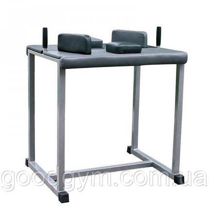 Стол для армрестлинга Inter Atletik Gym сидя ST703, фото 2