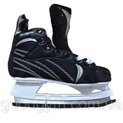 Коньки Winnwell hockey skate размер 28, фото 2