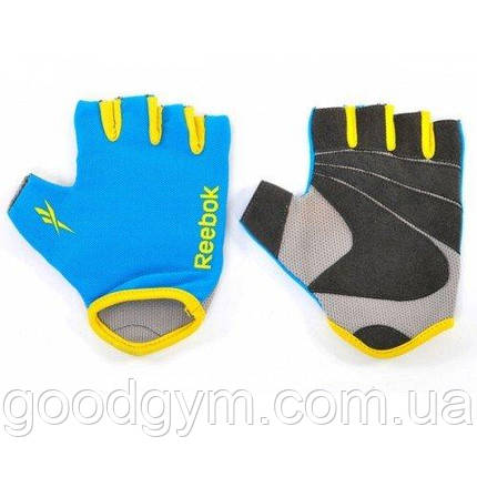 Фитнес-перчатки Reebok RAGL-11134CY, фото 2
