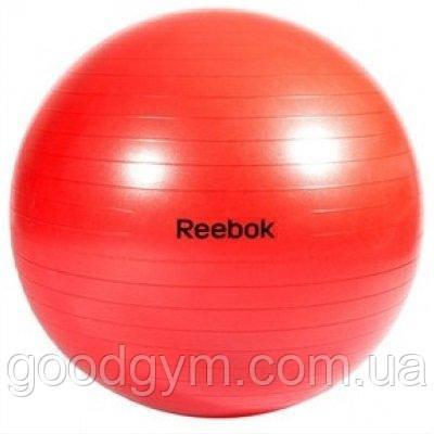 Гимастический мяч Reebok RAB-11017RD 75 см красный, фото 2