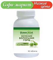 Зеленый грецкий орех - витамин С - йод - юглон (Juglans regia green) (90 таблеток по 0,4г) Даника фарм