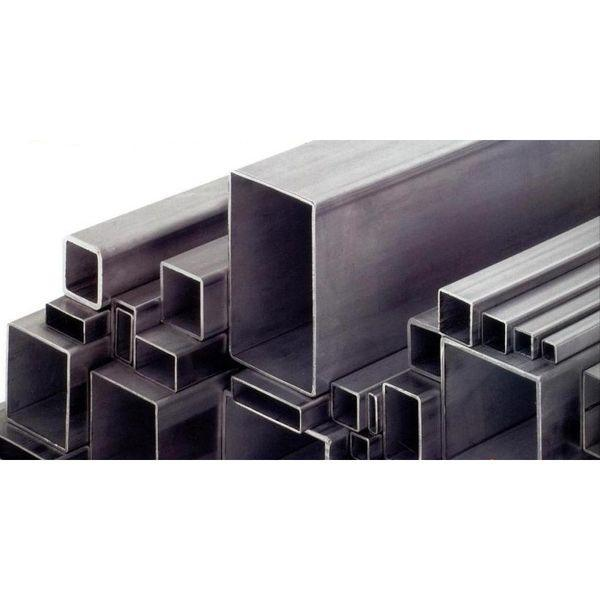 Труба стальная профильная 60х60x4 мм ДСТУ 8639-82
