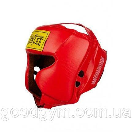 Боксерский шлем BENLEE Tyson L/XL (196012/2000) Красный, фото 2