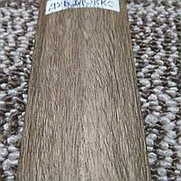"""АП 006 алюминиевый порожек с мелким рифлением и """"под дерево""""(30мм)"""