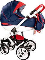 Детская коляска 2 в 1 Teddy Bart Plast Nova 04