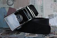 Ремень мужской Volkswagen пряжка автомат