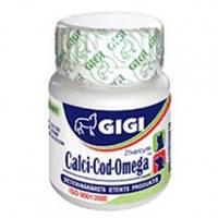 Gigi Calci-Cod-Omega для профилактики кожных заболеваний и укрепления костной ткани в капсулах