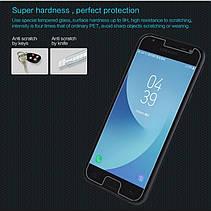 Защитное стекло Nillkin Anti-Explosion Glass (H) для Samsung J330 Galaxy J3 (2017), фото 3