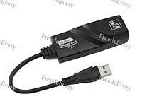 USB 3.0 сетевая карта Ethernet RJ45 1Гбит