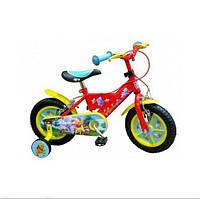 "Детский велосипед двухколесный STAMP Winnie The Pooh 12"" (red-yellow)"