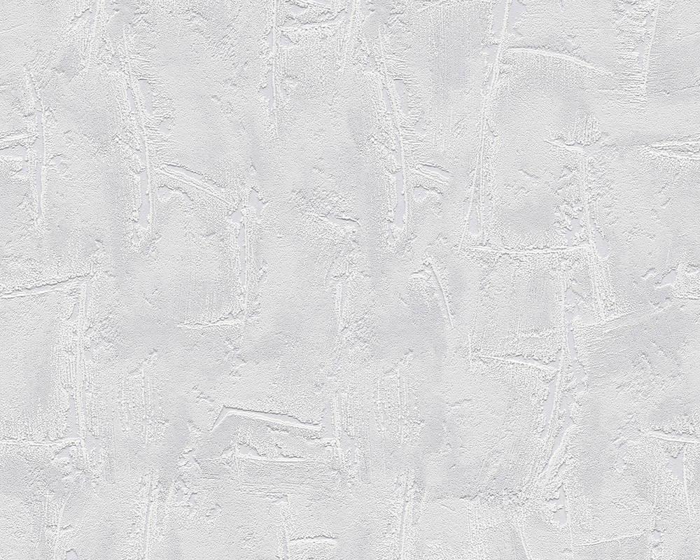 Серые обои структурированные под штукатурку 299376