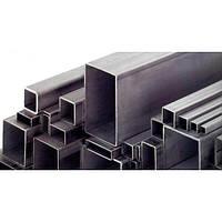 Труба стальная профильная 120х120x4 мм ДСТУ 8639-82