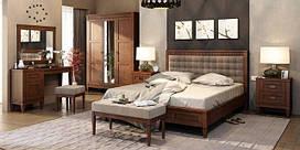 Коллекция Бавария (спальни, гостиная, прихожая)