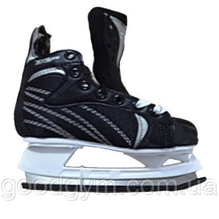 Коньки Winnwell hockey skate размер 36, фото 2