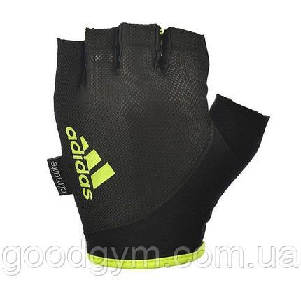 Фитнес-перчатки Adidas ADGB-12322YL M, фото 2