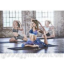 Мат для йоги Reebok Elite Yoga Mat RSYG-16022, фото 2