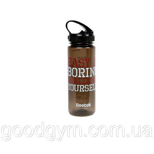 Бутылка для воды Reebok Easy RABT-P65BKEASYB 0,65 л