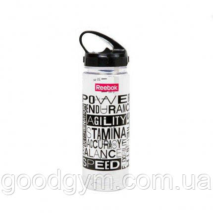 Бутылка для воды Reebok Power RABT-P65CLPOWER, фото 2