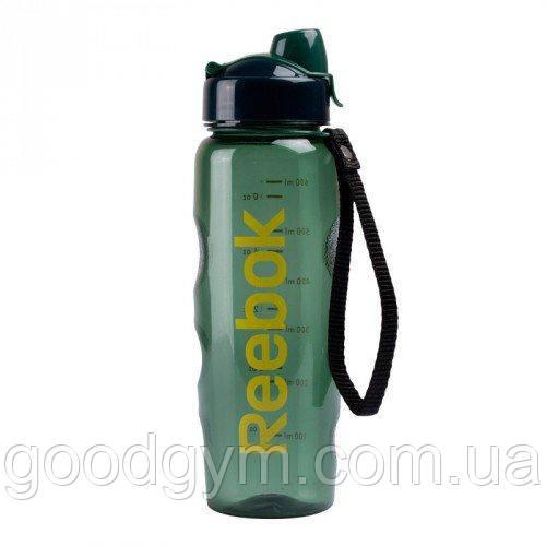 Бутылка для воды Reebok RABT-P75GNREBOK Зеленый