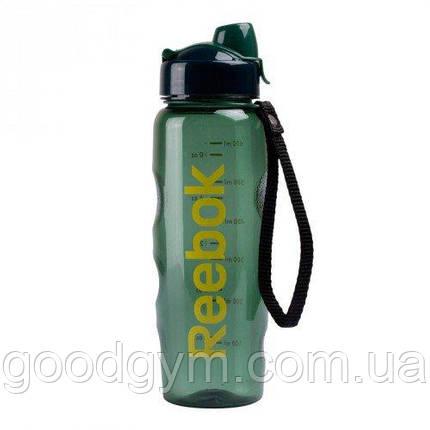Бутылка для воды Reebok RABT-P75GNREBOK Зеленый, фото 2