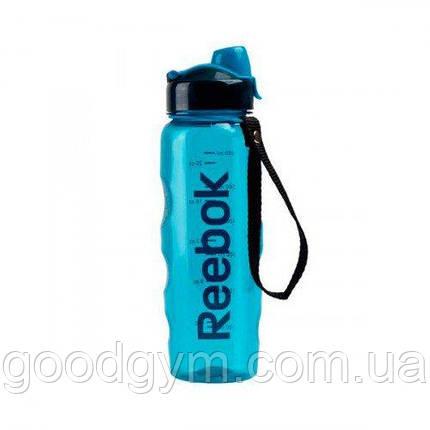 Бутылка для воды Reebok RABT-P75LBREBOK Синий, фото 2