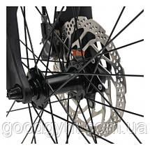 "Велосипед 28"" CROSS Travel Gent 27 spd рама 19"" 2015 серый, фото 2"
