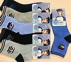 Носки детские демисезонные хлопок ФЕННА размер 30-35 ассорти