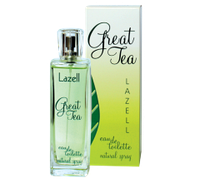Туалетная вода для женщин Lazell Great Tea100ml