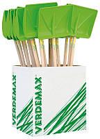 Лопата для снега с ручкой, арт. 3957 Verdemax (8015358039574)