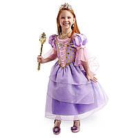 Карнавальный костюм, платье Рапунцель Disney коллекция 2019года