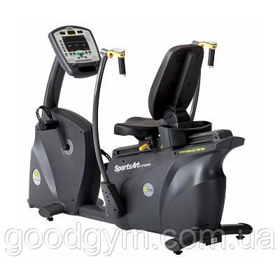Велотренажер горизонтальный SportsArt XT 20 XTrainer Выставочный образец
