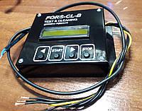 Устройство FORS-CL-B для проверки и чистки автомобильных бензиновых форсунок.