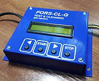Устройство FORS-CL-G для проверки и чистки автомобильных газовых форсунок.