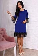Платье полубатальных размеров