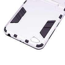 Ударопрочный чехол-подставка Transformer для Xiaomi Redmi 4a с мощной защитой корпуса, фото 2