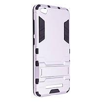Ударопрочный чехол-подставка Transformer для Xiaomi Redmi 4a с мощной защитой корпуса, фото 3