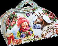 Детский сладкий подарок ВИП-СУНДУК