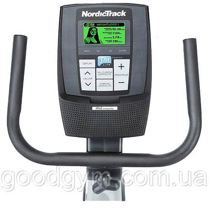 Велотренажер горизонтальный NordicTrack GXR 4.2, фото 2