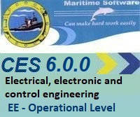CES 6.0.0 Electrical, electronic and control engineering EE - Operational Level