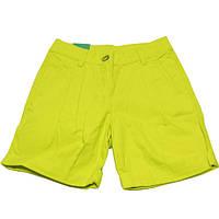 Шорты United Colors Of Benetton 150 см Лимонный, КОД: 265184