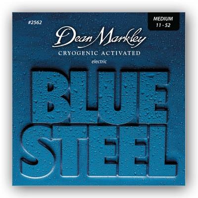 Струны для электрогитары Dean Markley 2562  Blue Steel Electric LMED (011-052)