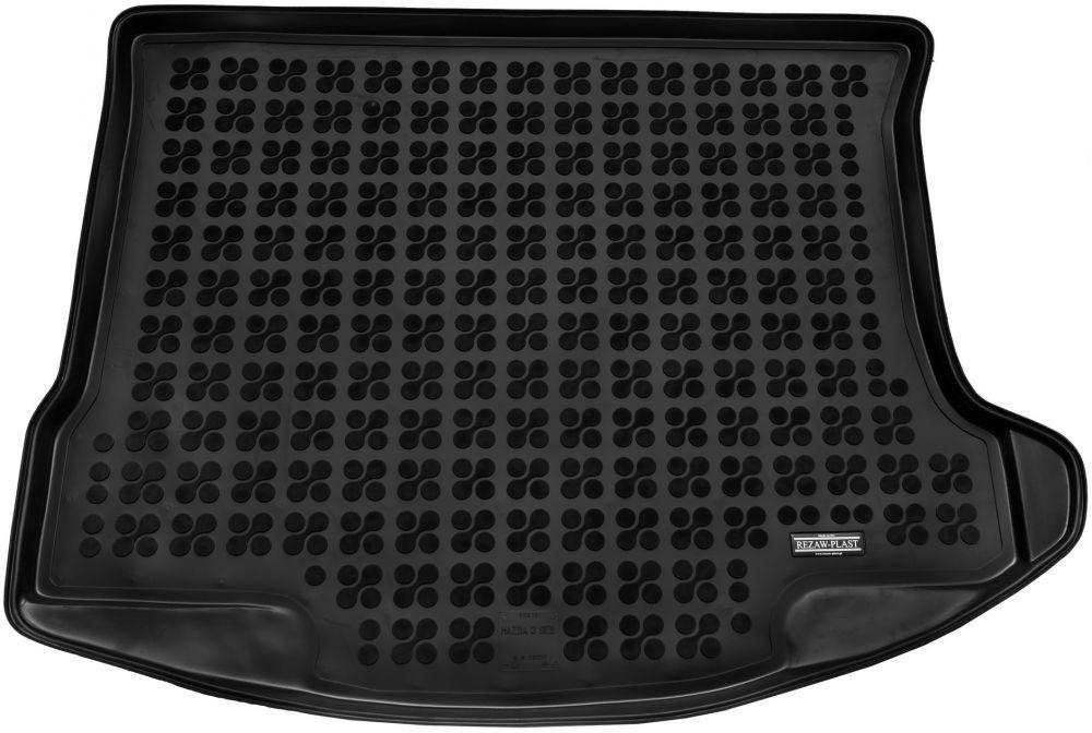 Коврик багажника резиновый Mazda 3 II 2009 - 2013 Rezaw-Plast 232222