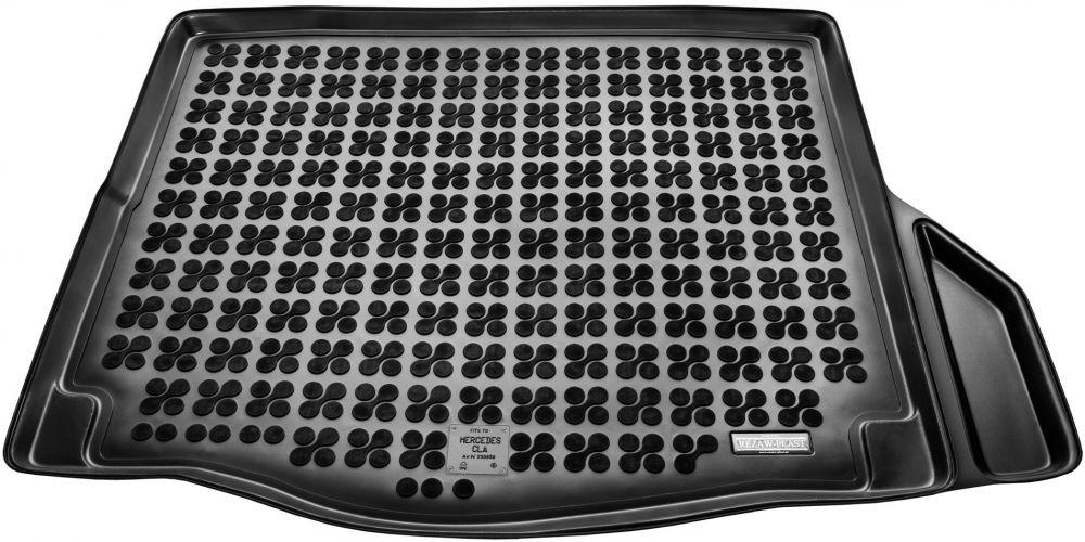 Коврик багажника резиновый Mercedes CLA 2013 -  Rezaw-Plast 230938