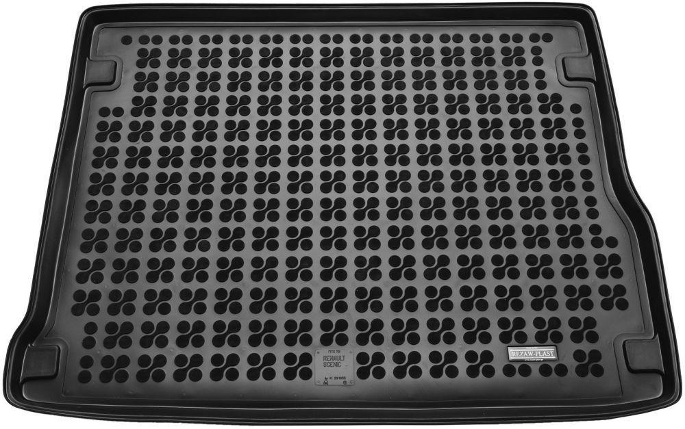Коврик багажника резиновый Renault Scenic III 2009 - 2016 Rezaw-Plast 231355