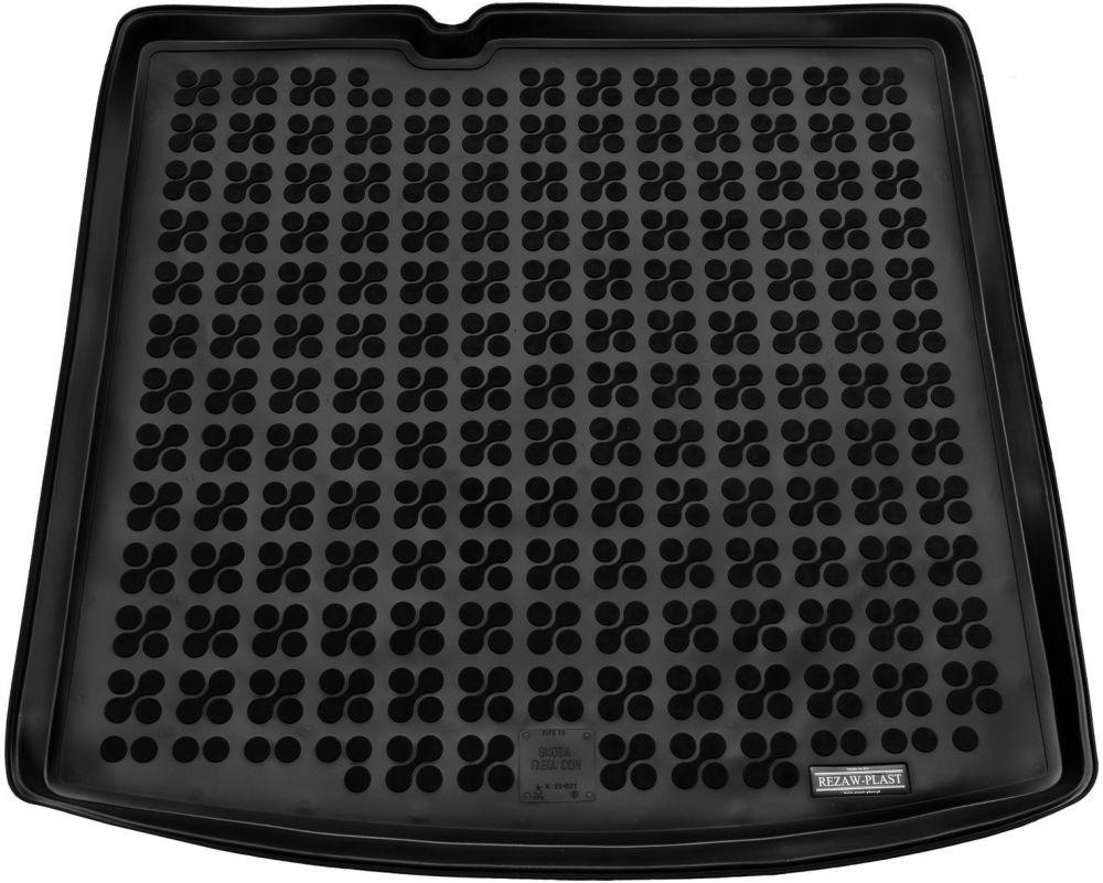 Коврик багажника резиновый Skoda Fabia III 2014 - Rezaw-Plast 231527