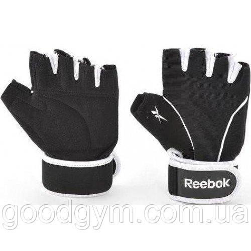 Фитнес-перчатки Reebok RAGL-11135