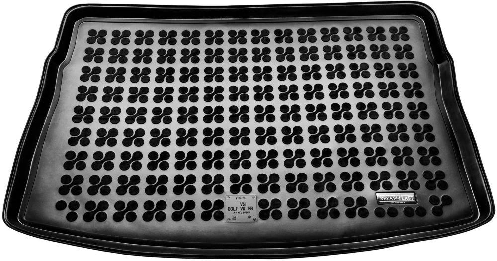 Коврик багажника резиновый Volkswagen Golf VII 2012 - Rezaw-Plast 231861